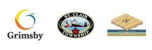 town grimsby st clair township h h wood